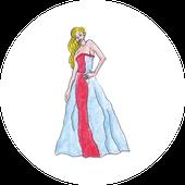 Motto Kindergeburtstag Motto-Kindergeburtstag Model Geburtstag Topmodel