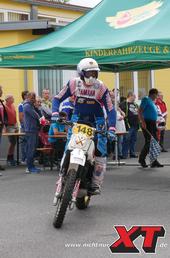 Eddy Hau XT 550 Start Neustadt Classic Enduro