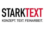 Starktext - die Agentur für Konzept und Text. copyright: Starktext