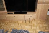 Der Neugeruch von Möbeln
