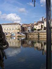 Bergerac, alter Hafen