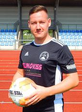 Dennis Hiddemann erzielte den einzigen VfB-Treffer.