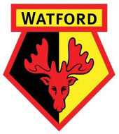 Das Logo des Watford Football Club