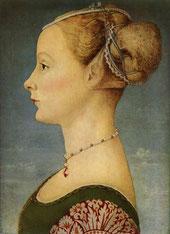 OmoGirando il Museo Poldi Pezzoli - Ritratto del Pollaiuolo
