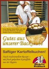 Bäckerei Weißbach Kartoffelkuchen