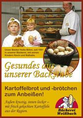 Bäckerei Weißbach Kartoffelbrot