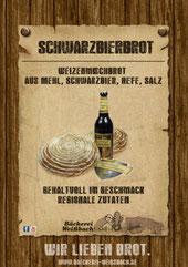 Bäckerei Weißbach's Schwarzbierbrot