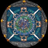 Le Zodiaque de Denderah, première BD étoilée