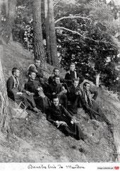 Jeunes aspirants missionnaires.