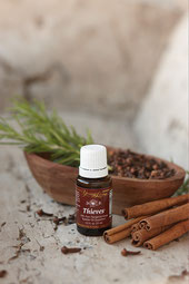 Radiant Reality Blog | Keeping the flu bugs at bay | Young Living - Thieves