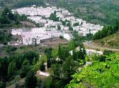 Trevélez, el pueblo más alto de España