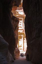 #JordanLive - Petra: Die Jordanien-Reisereportage live auf Ihrer Website. Foto: Wikimedia Commons