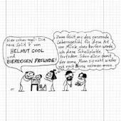 Helmut Cool/Bierdosen Freunde - Split