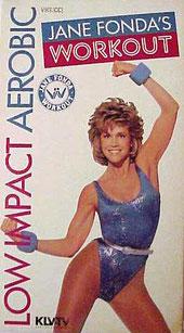 Cassette Jane Fonda