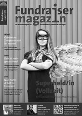 Fundraiser Magazin Fragebogen