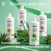 Les boissons au gel d'aloe vera de qualité ... LR Health and Beauty More quality for your life. Aloe vera santé et beauté