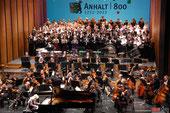 Festkonzert Anhalt 2012