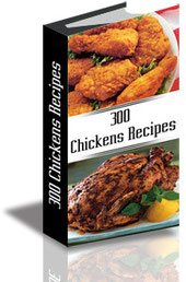 300 ways how to prepare chicken