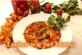 Russische Suppe Borsch Borscht Kohlsuppe