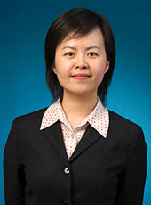 Martha Wang, Managerin des Fidelity China Focus Fund