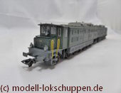 Doppel-Elektrolokomotive Ae 8/14 / Märklin 37593