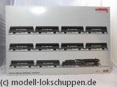 Märklin 26558 Einmalige Serie BR 44  DB mit schwerem Güterzug Stahlröhren