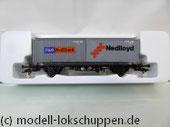 Märklin 47683 Containertragwagen mit 2 Containern Nedloyd, P&O