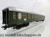Märklin 43950 Halbgepäckwagen, 2. Klasse der DB  Epoche 3
