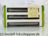 Märklin 43100 43110 43119 im Set/ Abteilwagen Ep.3 für E44