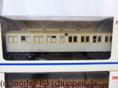 Märklin 42142 Arztwagen A75 der K.W.St.E. Plattformwagen