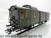 Fleischmann 855860 K Gepäckwagen DRG mit Reichsadler