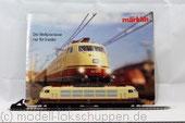 Schnellzuglokomotive BR 103.1 der DB / Märklin 39579 Insider 2003