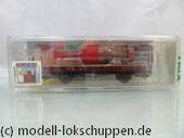 """Trix 24052 Rungenwagen mit roter Hafenmarkierungstonne der DB """"Tor zur Welt"""""""