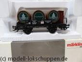 Märklin 94289 Sondermodell Weinfasswagen Schloss Wackerbarth