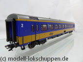 Märklin 4264, 4265, 42651 / 3 Waggons Inter-City Schnellzugwagen der NS