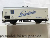 Märklin 45021 Bierwagen Löwenbräu München