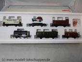 Märklin 45102 Güterwagen-Set ´Geislinger Steige` K.W.St.E. (2)