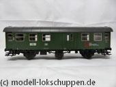 Märklin 43191 Personenwagen mit Gepäckabteil, 2. Klasse. BD3yge 766 der DB