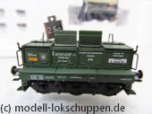 Märklin 48690 H0 Wagen-Set Gleiswaagen-Eichzug, DB, Ep. IV