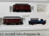 Märklin 46141 Wagen-Set Stückgutverkehr DB Epoche 3 MHI 2002