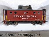 Märklin 45705  Güterzugbegleitwagen  Caboose Typ N5c der Pennsylvania Railroad