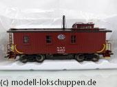 Märklin 45703 Güterzugbegleitwagen Caboose Serie 19000 der New York Central System