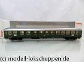 Märklin 43930 H0 Schnellzugwagen der DB 1./2. Klasse AB4üm-63 der DB