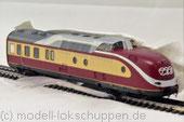 """Triebzug """"Trans Europ Express"""" (TEE). (vierteilige Einheit) VT 11.5 der DB / Märklin 37605"""