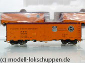 Märklin 45680 Set- 3 Kühlwagen (Refrigerator Car) Typ R-40-14 der UP / S.P.