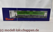 Roco H0 66595 SBB Hupac Einheitstaschenwagen Hangartner