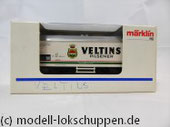 Märklin 4416 Kühlwagen Veltins Pilsener der DB
