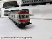 Märklin 26511 BR 140 Wendezug im Nahverkehr MHI 2002