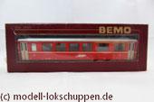 Personenwagen 1/2 Klasse - Ew I BB - Signet - AB 1546 - Bernina Bahn - RhB - H0m / Bemo 3256 126