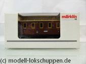 Märklin 94172 Nebenbahnwagen der K.P.E.V Ep. 1  Limitiertes Sondermodell